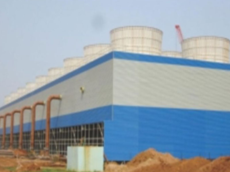 FRP Cooling Tower Cladding, GRP Cooling Tower Cladding